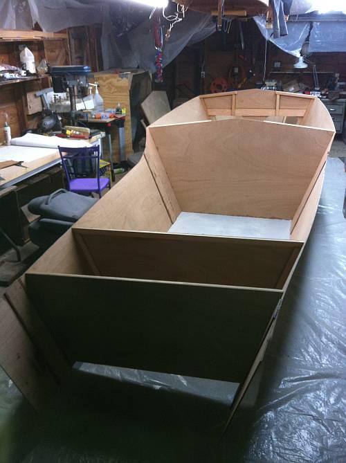 Plywood Motor Boat - impremedia.net