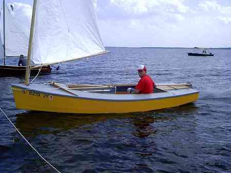 Wooden sunfish sailboat plans | Nilaz