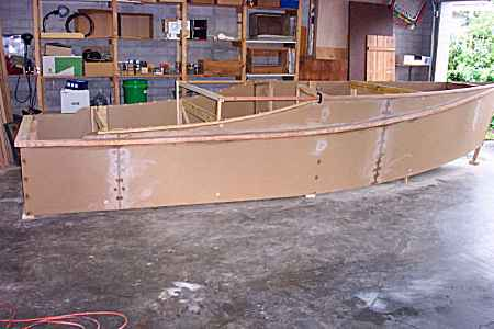 Wooden Plywood Work Boat Plans Plans PDF Download – DIY Wooden Boat ...
