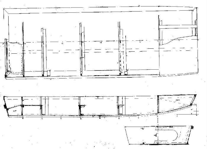 Gallery For > Plywood Jon Boat Plans